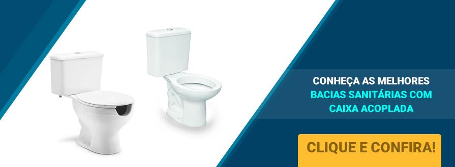 vaso sanitário com caixa acoplada
